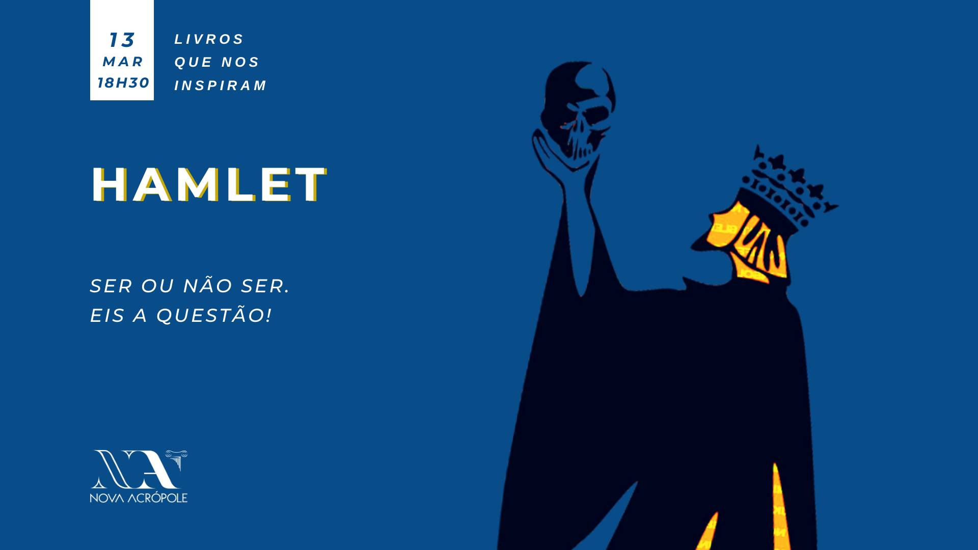 Livros que nos inspiram - Hamlet