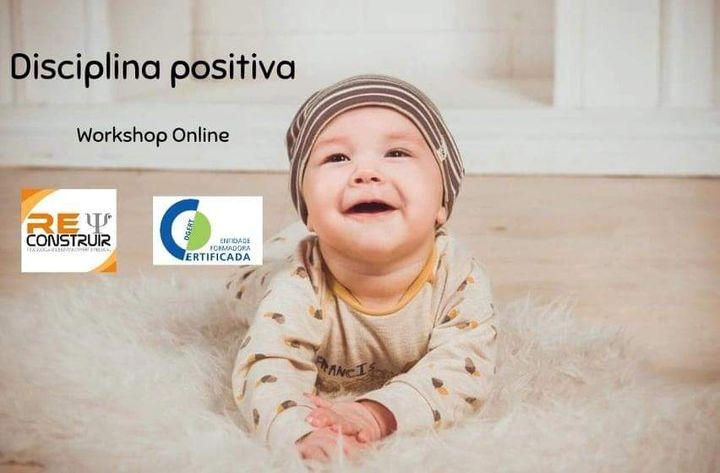 Workshop Online - Disciplina Positiva: Importância prática 1ª Ed.