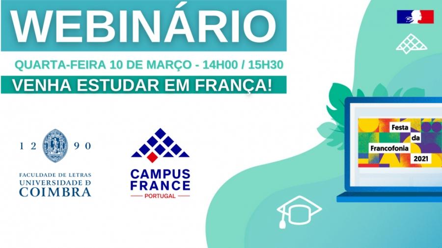 Webinar   Programas de Mobilidade em Universidades Francesas + Iniciativa Campusfrance