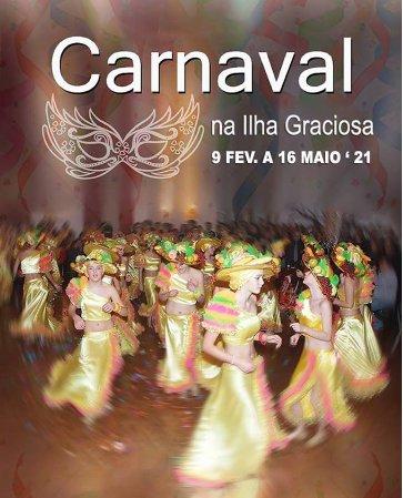 Entre Trajes e Foliões - Fantasias de Grupo do Carnaval da Ilha Graciosa