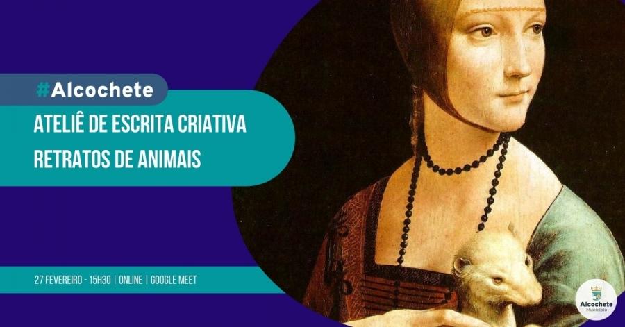 Ateliê de Escrita Criativa: Retratos de Animais