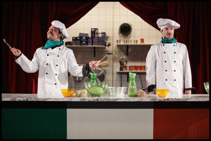 Verdi que te quero Verdi | Companhia de Teatro de Almada