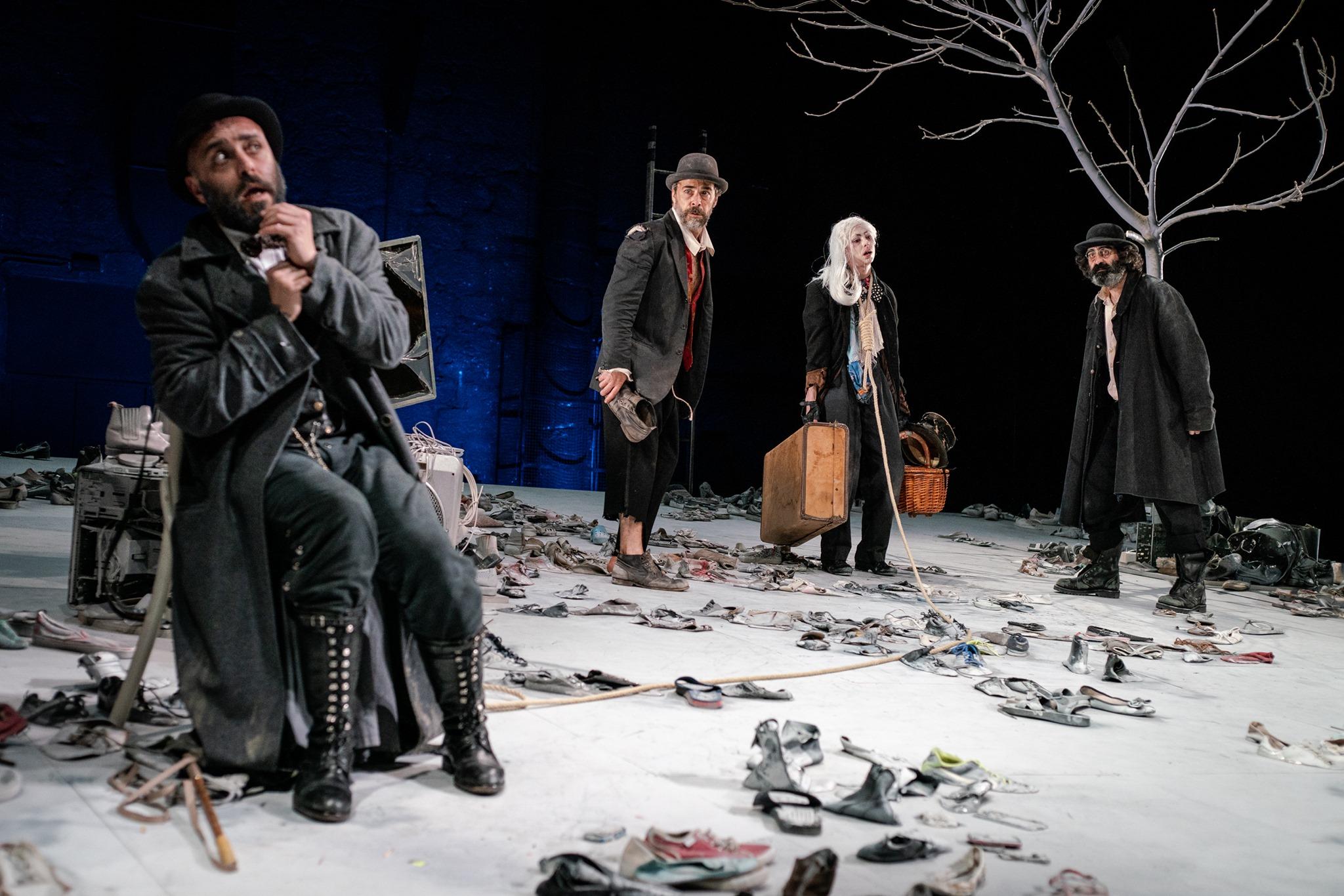 À espera de Godot | Teatro Nacional São João