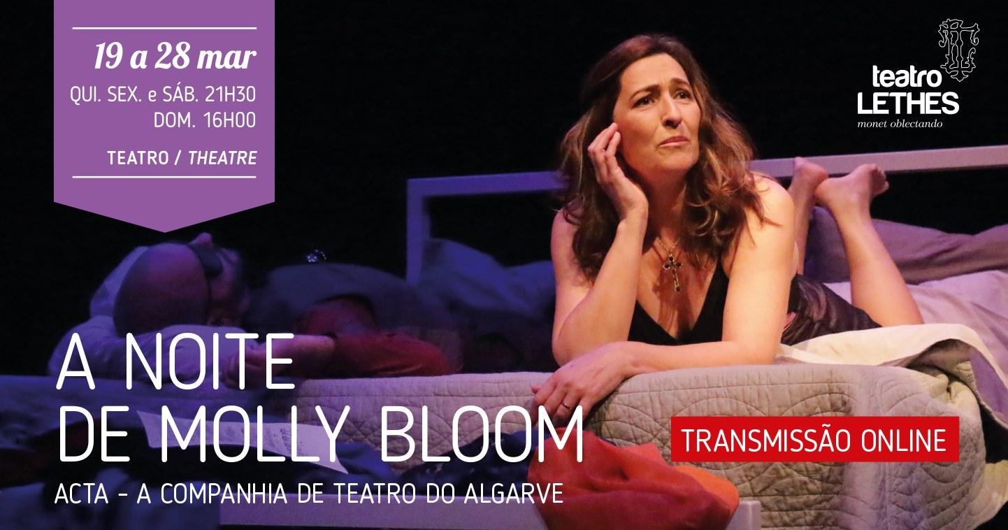 A noite de Molly Bloom