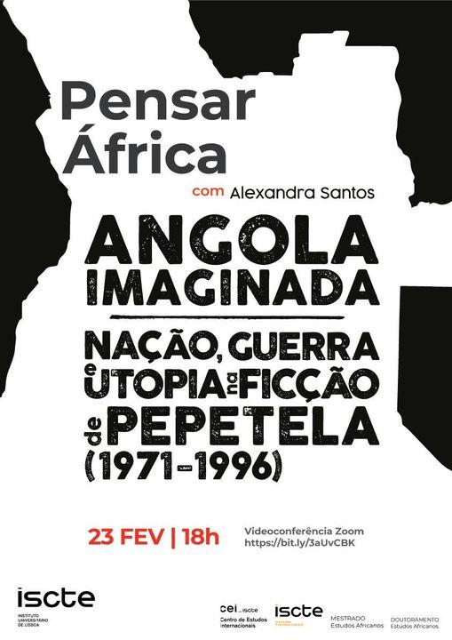 Pensar África | Angola imaginada com Alexandra Santos