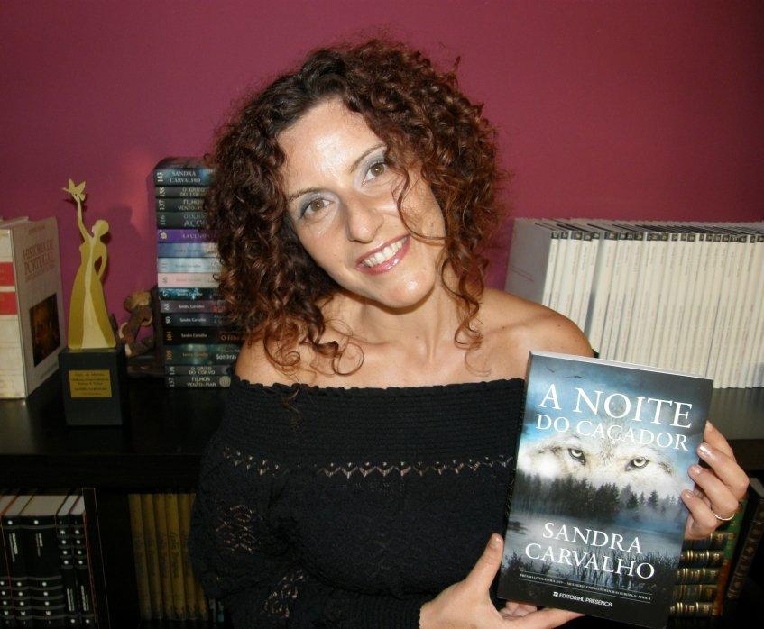 Vamos falar com… Sandra Carvalho
