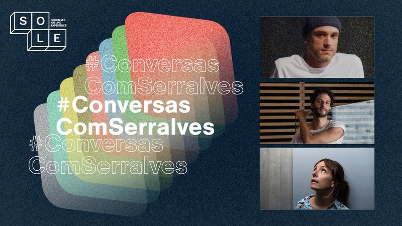 PALAVRA DE ARTISTA - Ana Bigotte Vieira, João dos Santos Martins e Carlos Oliveira