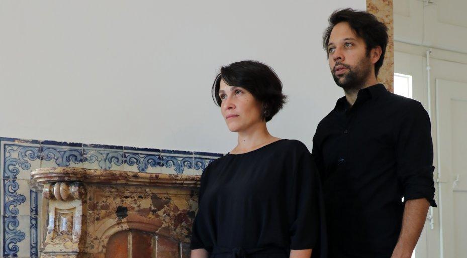 ENTRE ÁGUAS   Ana Sofia Paiva e Marco Oliveira