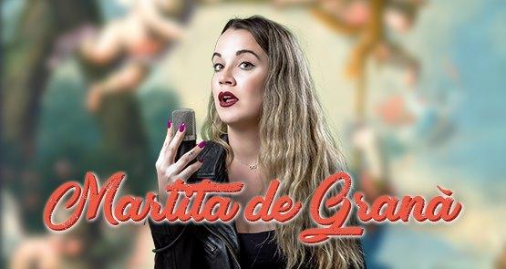 Martita de Grana   Badajoz