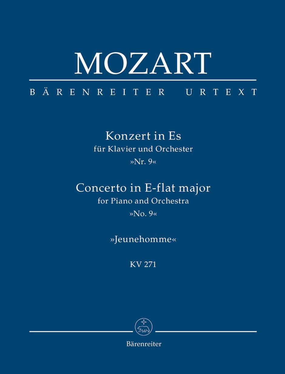 Mozart: Concierto n.º9 'Jeunehomme'