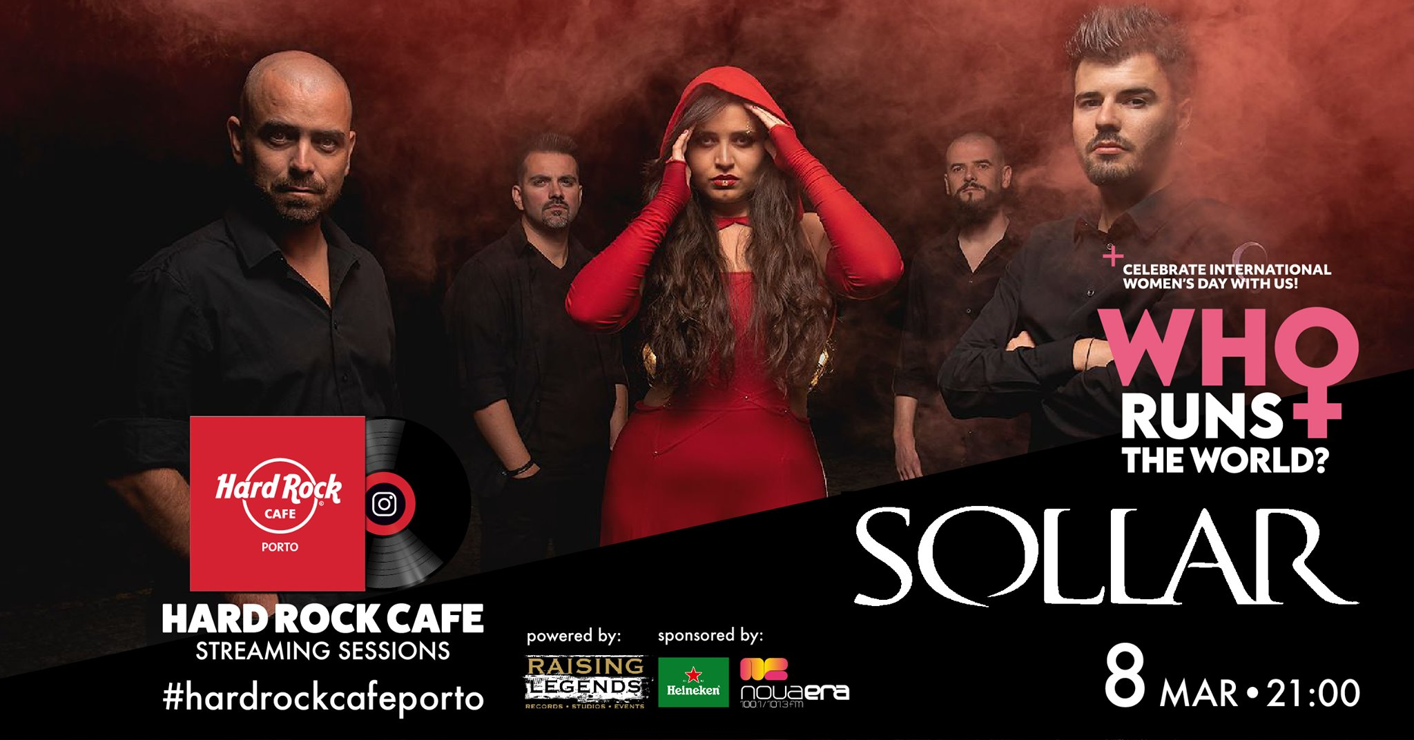 Sollar   Hard Rock Cafe Streaming Sessions