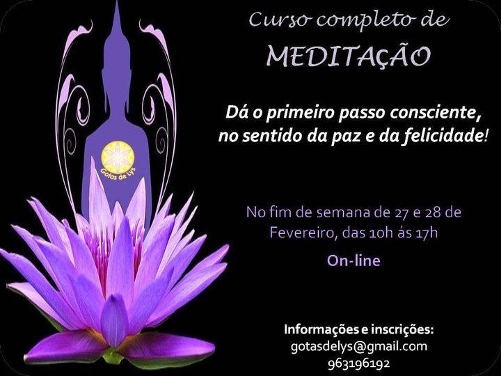 Curso Completo de Meditação