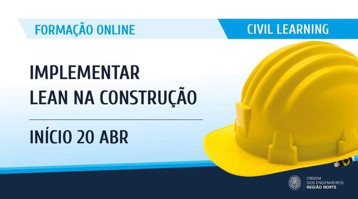 Formação] Implementar Lean na Construção
