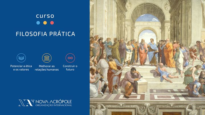 Curso de Filosofia Prática - online (Lisboa)