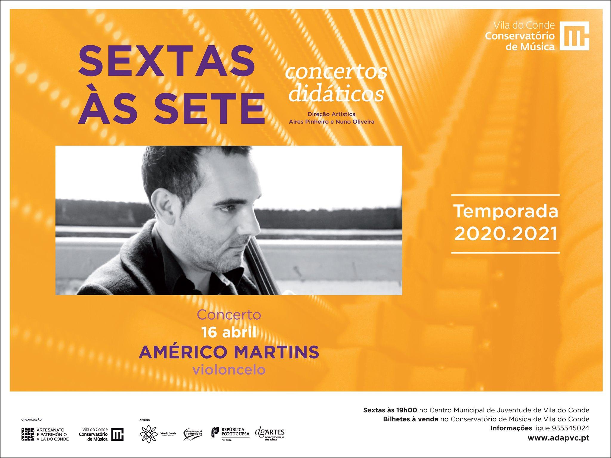 Américo Martins - Violoncelo