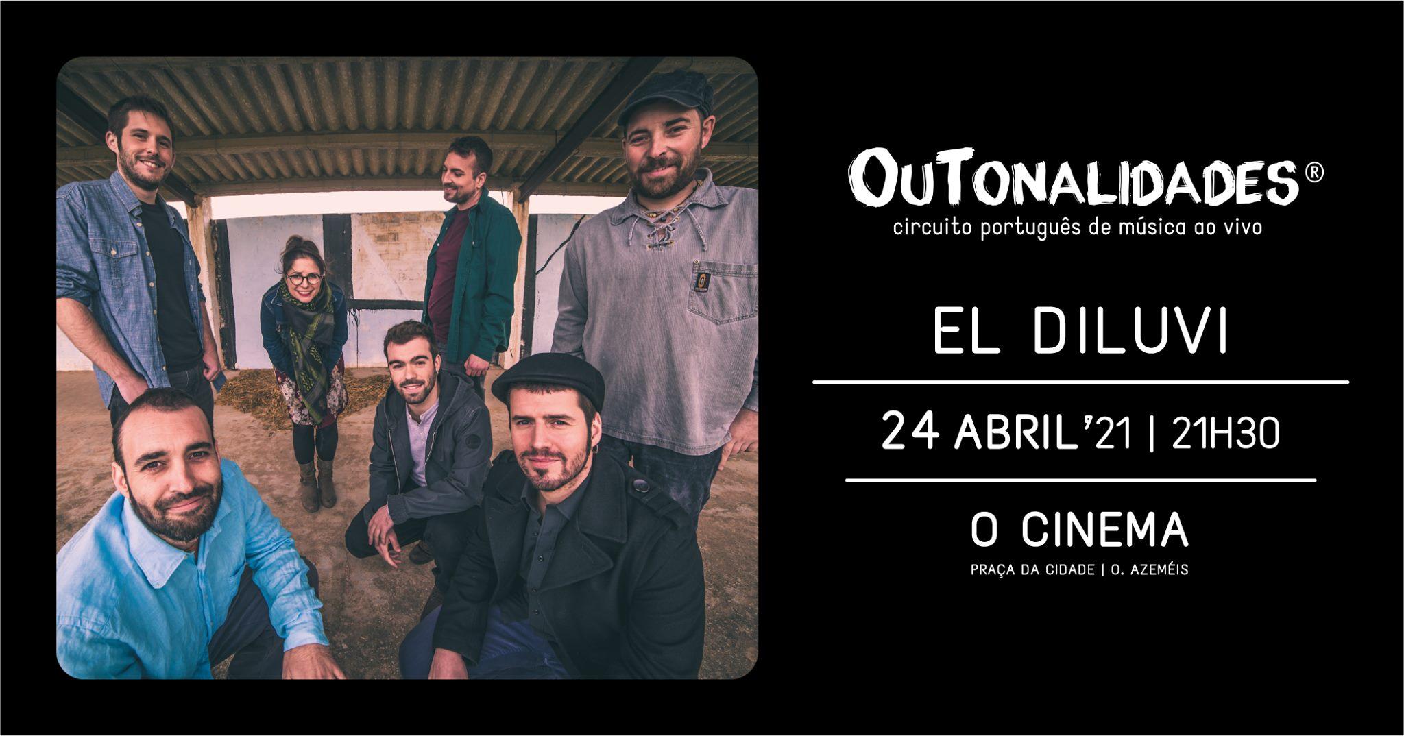 Concerto El Diluvi (OuTonalidades)   Oliveira de Azeméis