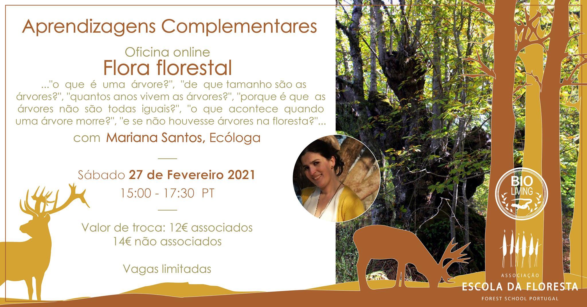 Oficina Online - Flora Florestal