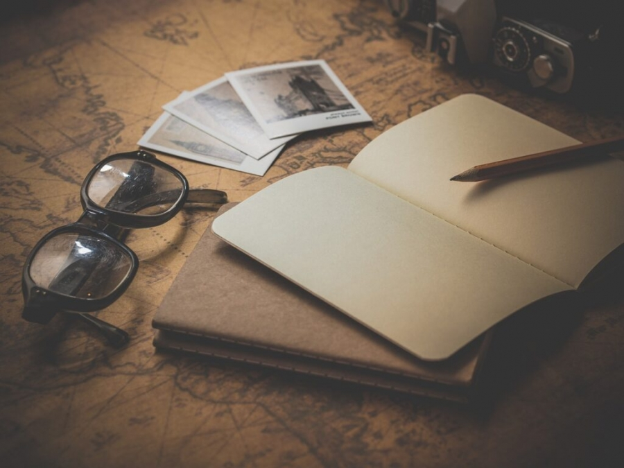 Escrever às Escuras