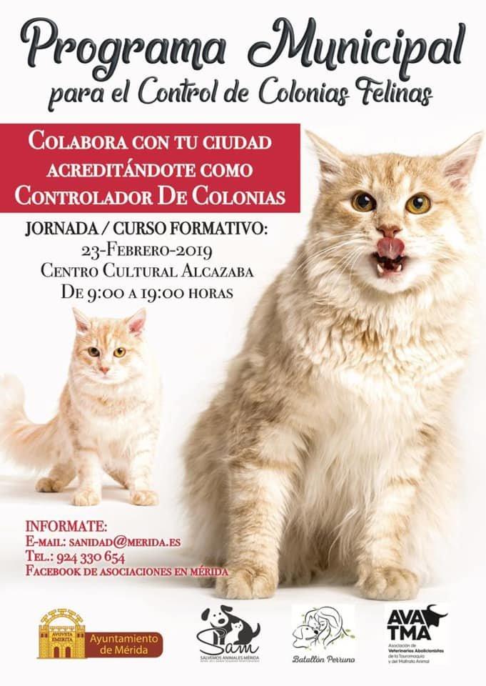 Jornada Formativa para el Control de Colonias Caninas