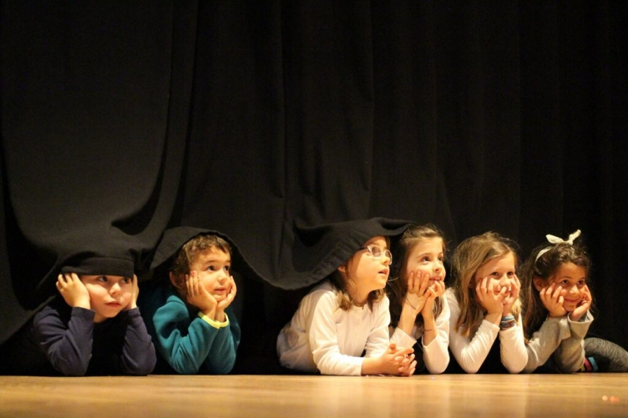 Happenings - Encontros Teatrais