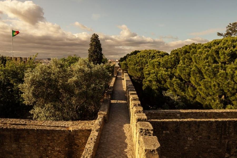Visitas ao Castelo de S. Jorge