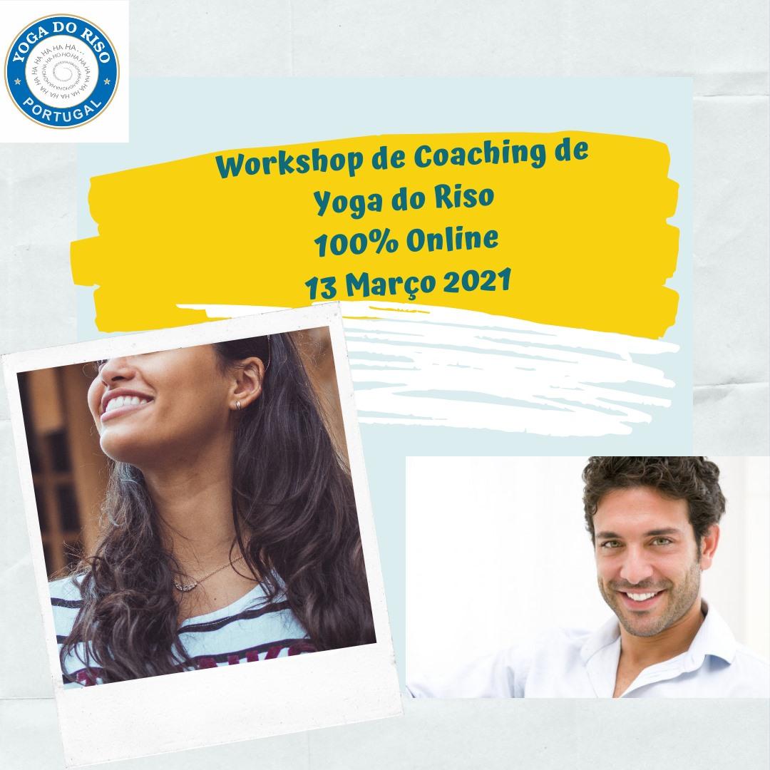Workshop Coaching de Yoga do Riso