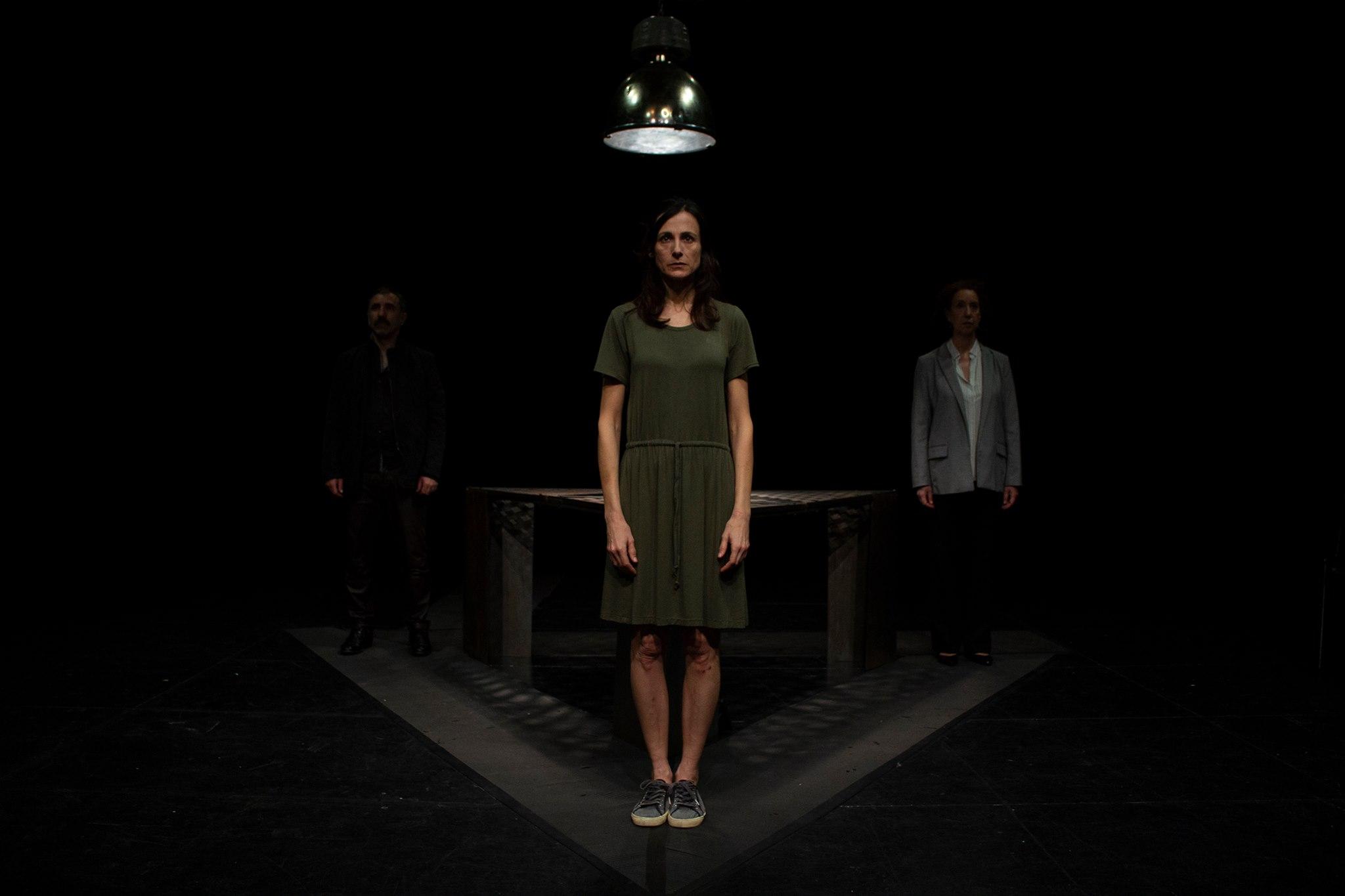 LA CONFESIÓN - Teatro