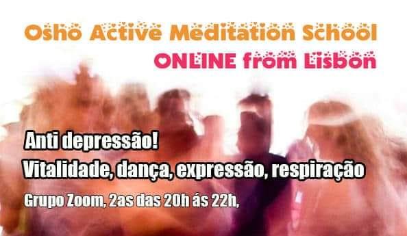 Escola de Meditação Activa Osho ON LINE!