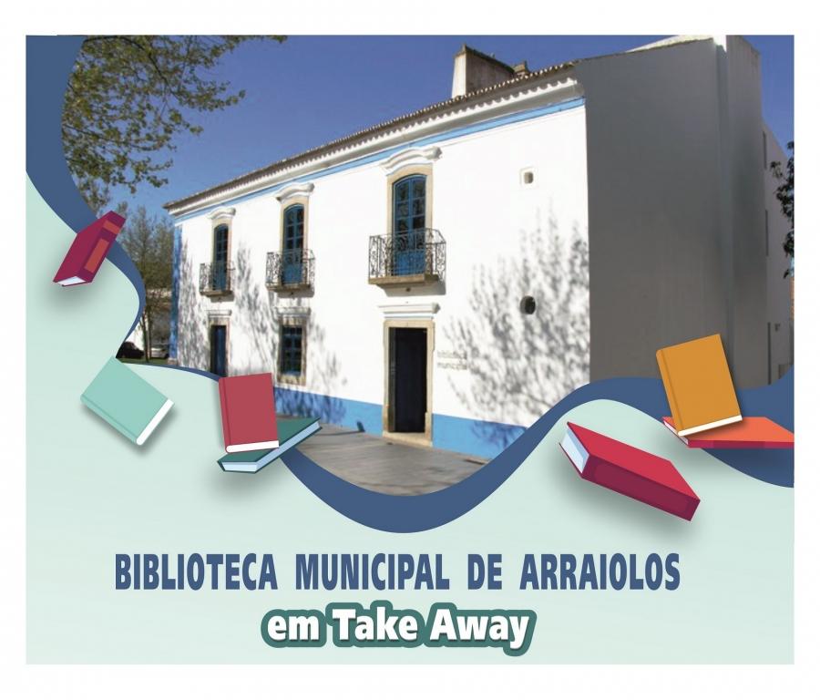 "Biblioteca Municipal de Arraiolos ""take way"""