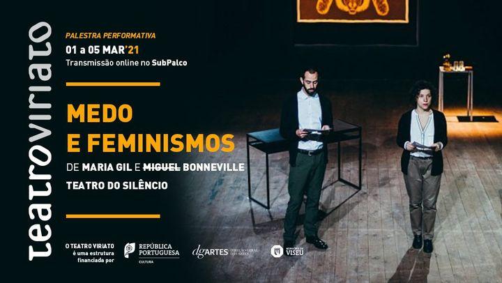 MEDO E FEMINISMOS