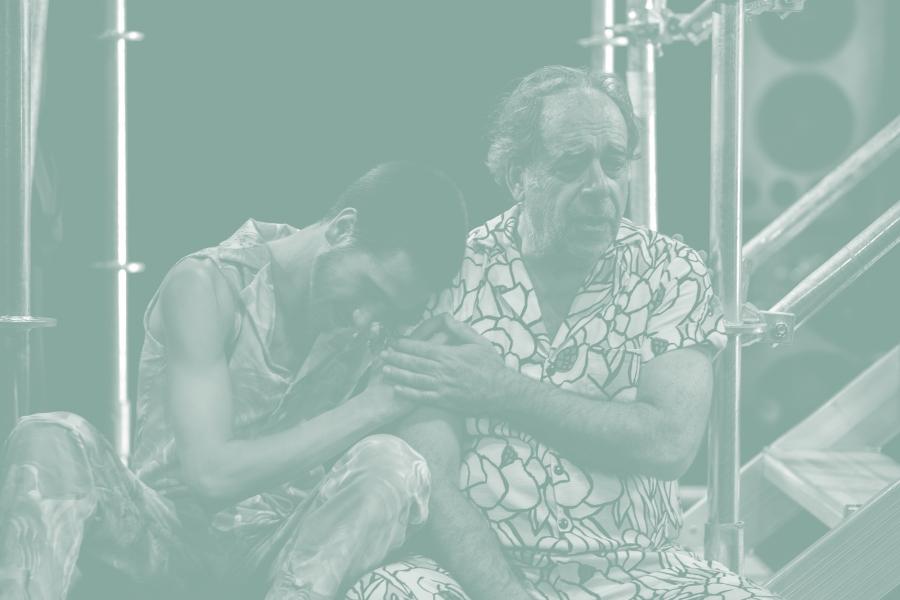 Companhia João Garcia Miguel [Dia Mundial do Teatro] - Passos em volta