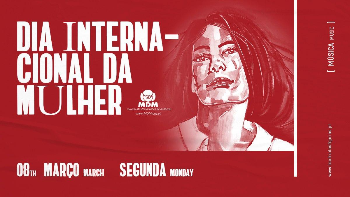 Gala Comemorativa do Dia Internacional da Mulher 2021