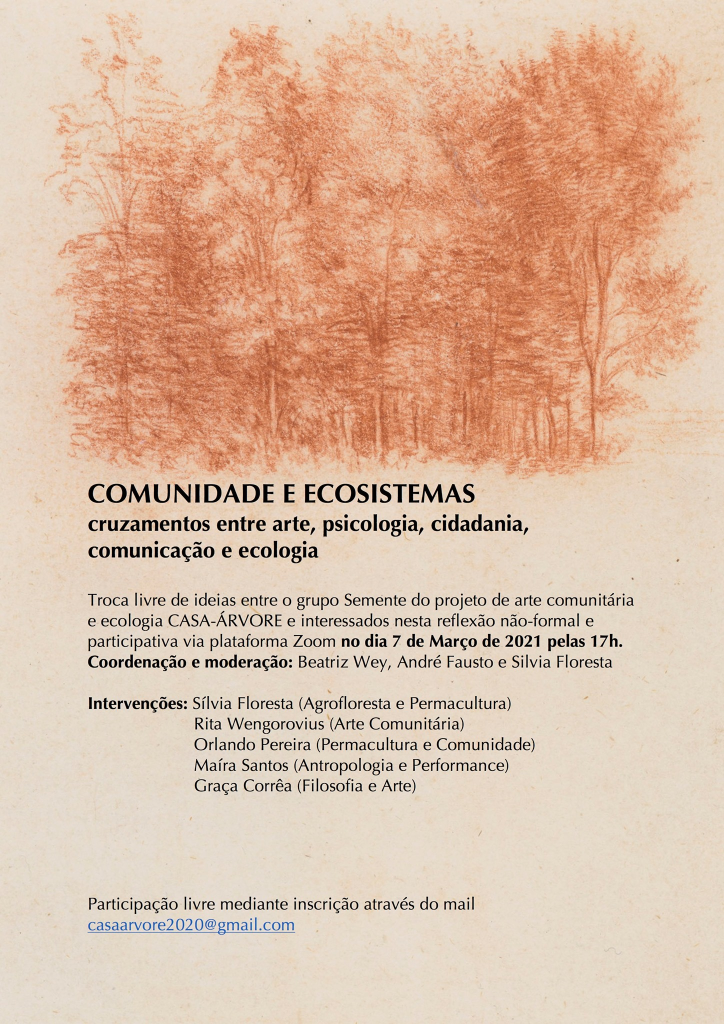 COMUNIDADE E ECOSISTEMAS