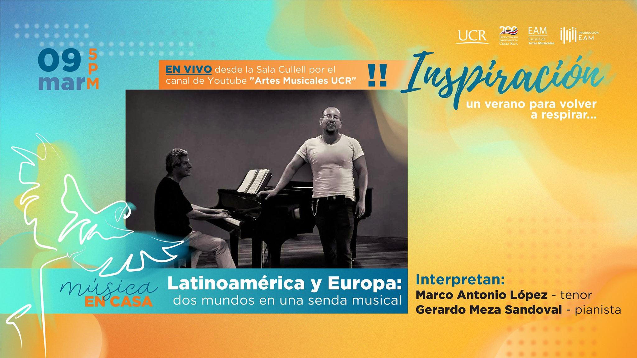 Latinoamérica y Europa:  dos mundos en una senda musical