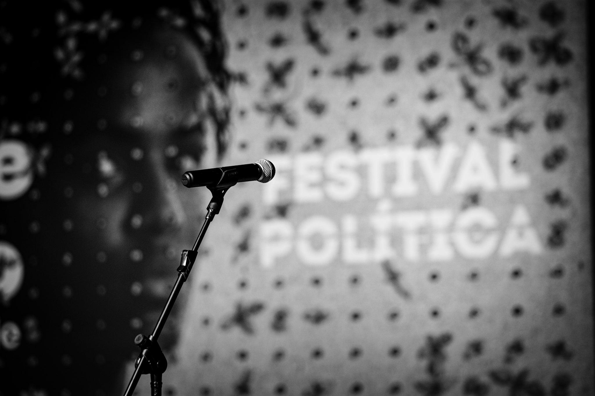 Festival Política - Braga