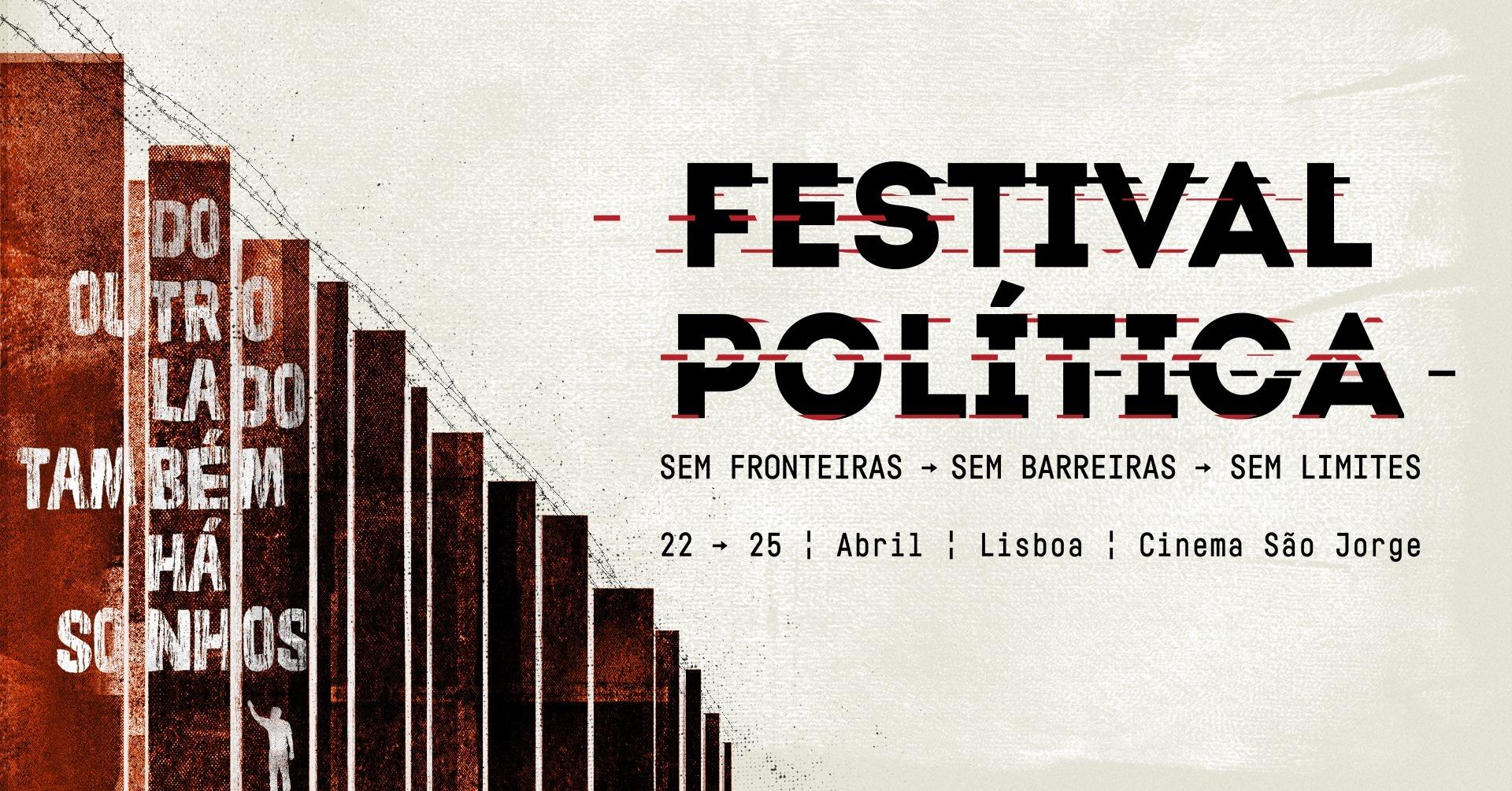 Festival Política - Lisboa