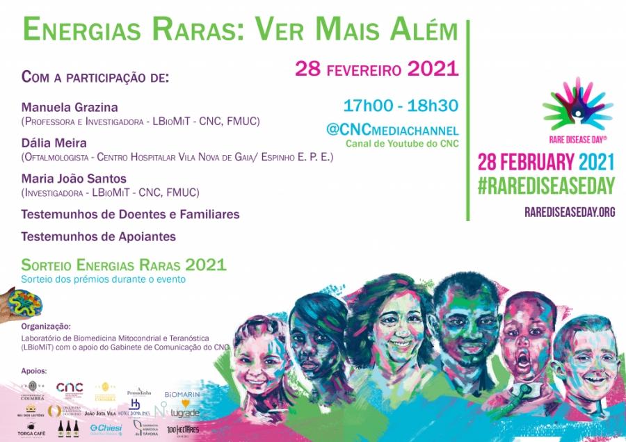 Dia das Doenças Raras 2021