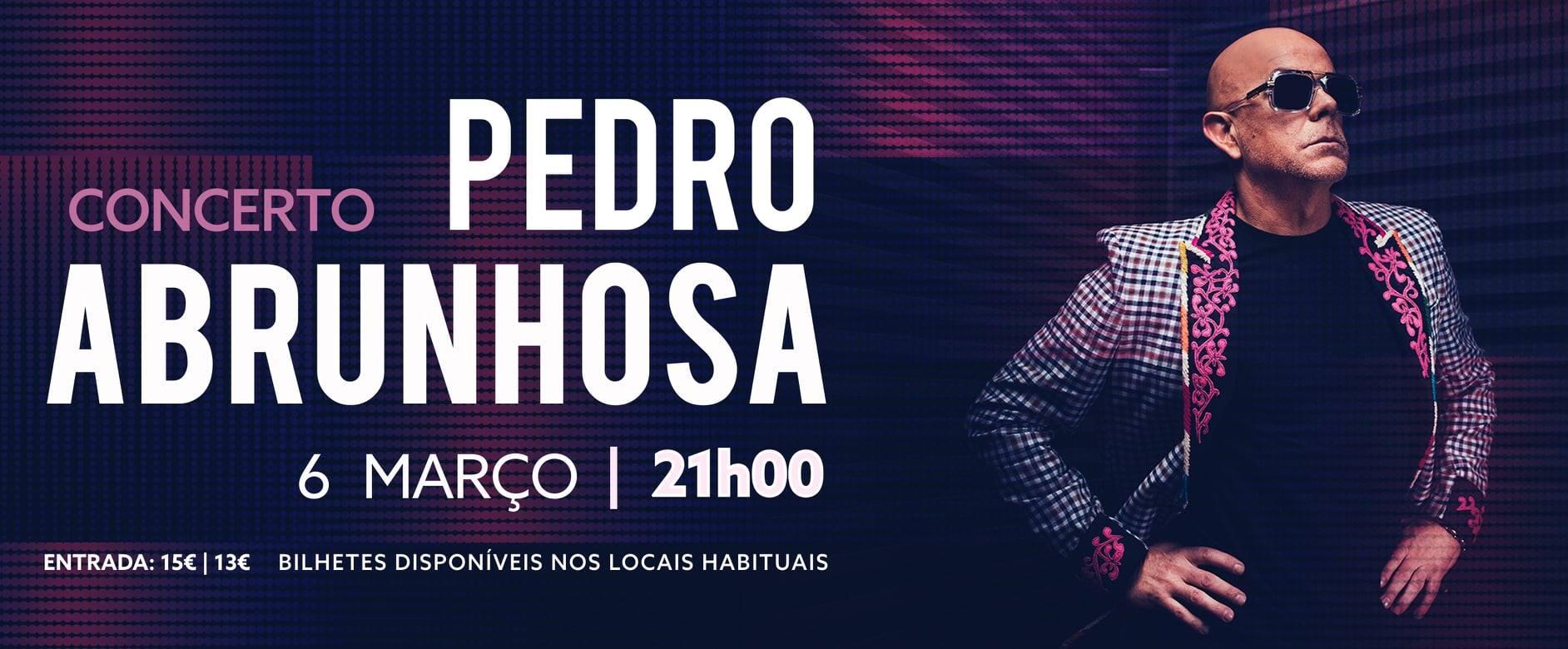 Pedro Abrunhosa - Ponta Delgada