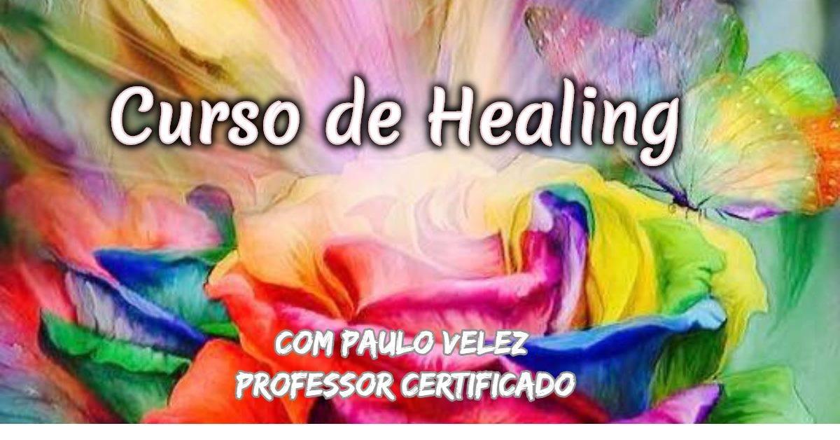 Curso de Healing - Cura Energética - Online