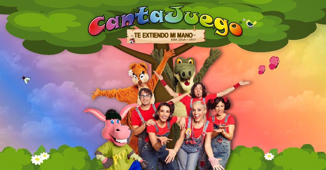 CantaJuego - Badajoz - Te extiendo mi mano