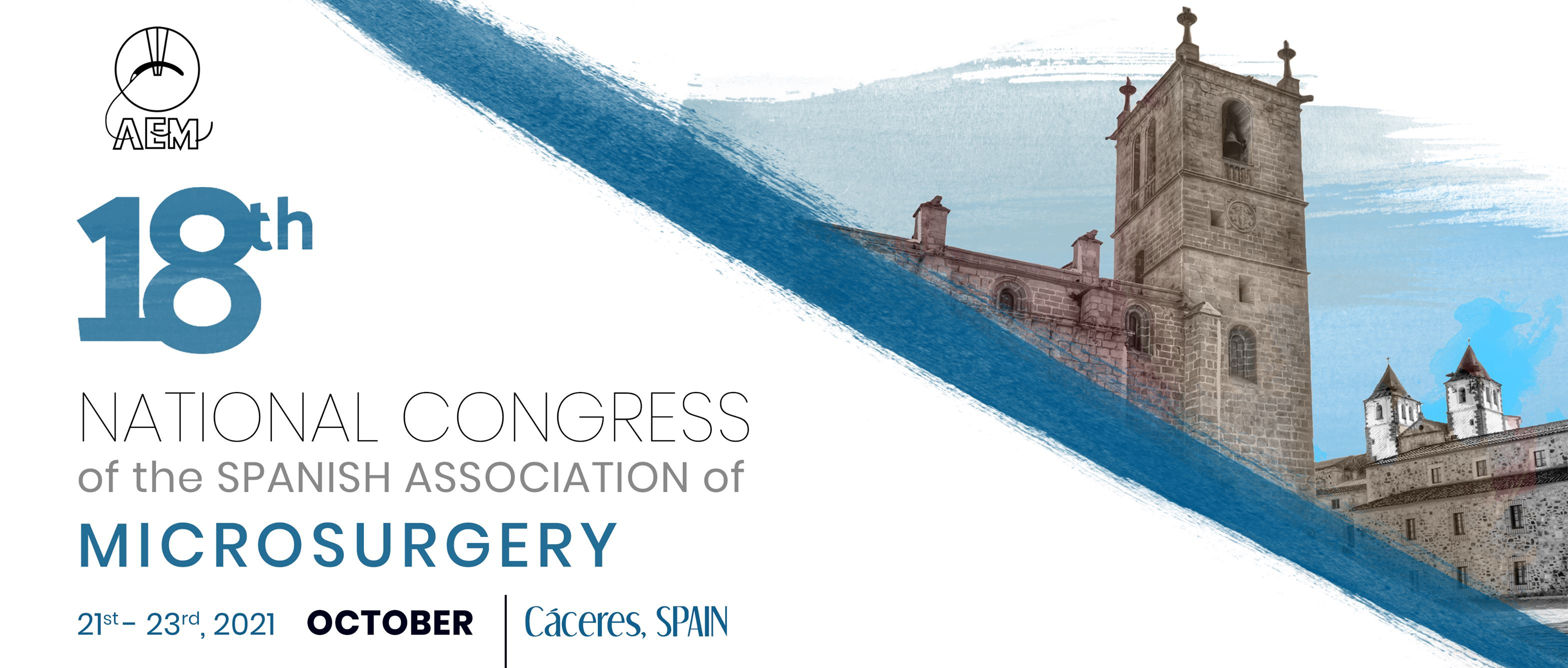 18th Congress of the Spanish Society for Microsurgery