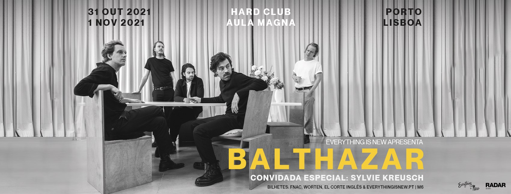 Balthazar // Hard Club