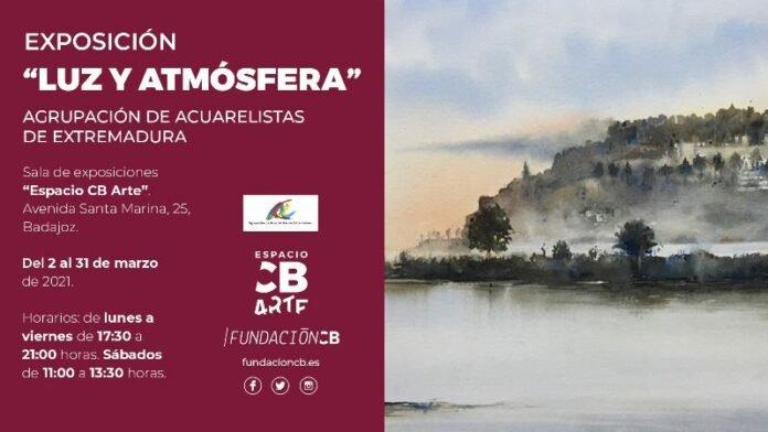 Exposición 'Luz y atmósfera' | Espacio CB ARTE