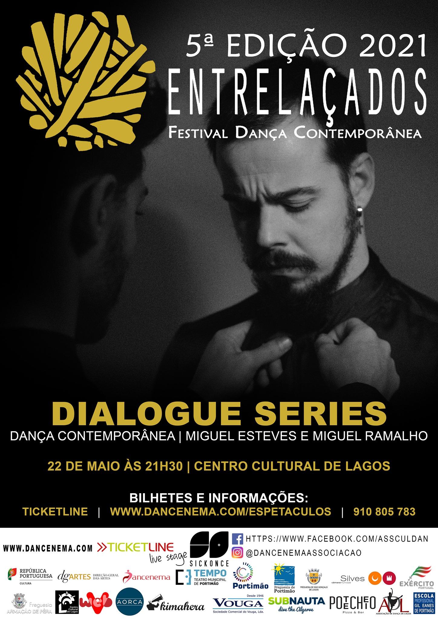 Espetáculo -DIALOGUE SERIES- Miguel Esteves e Miguel Ramalho