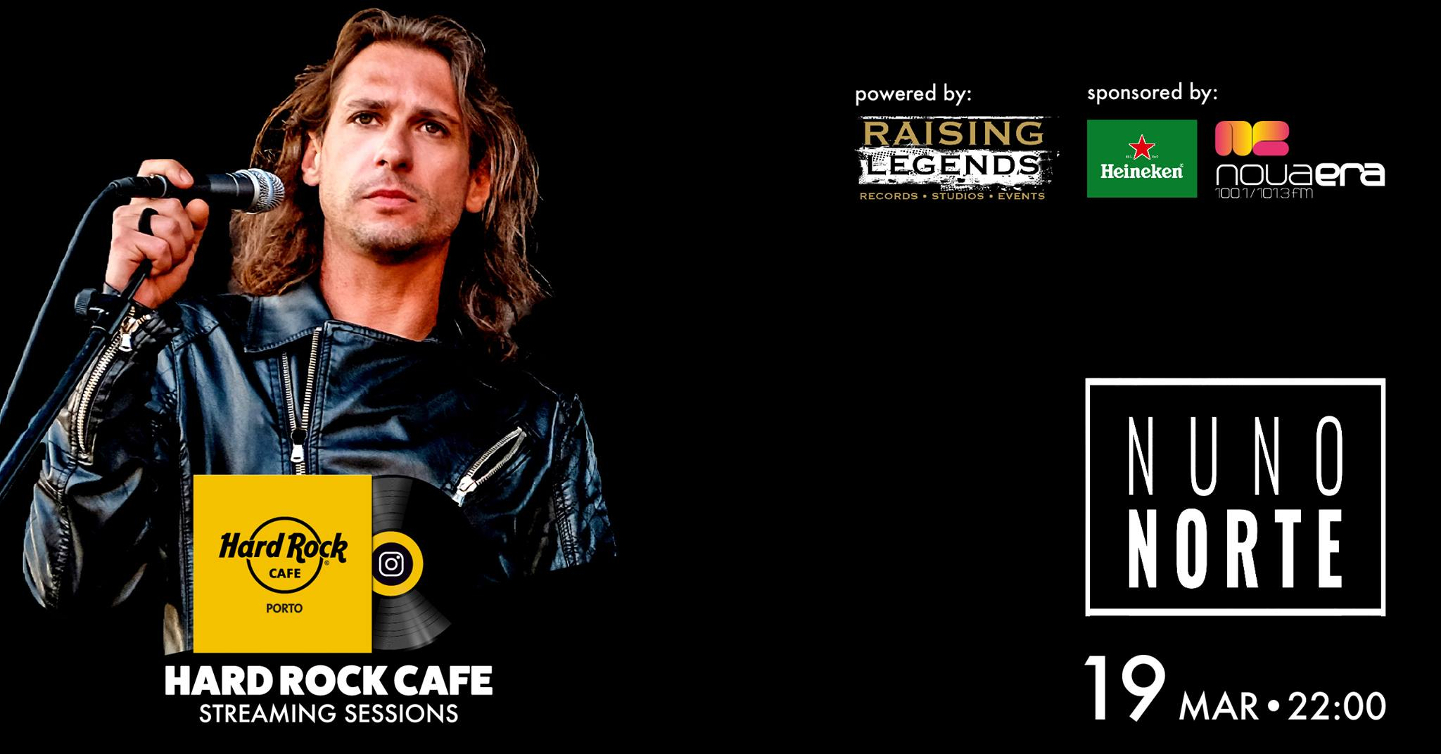 Nuno Norte | Hard Rock Cafe Streaming Sessions