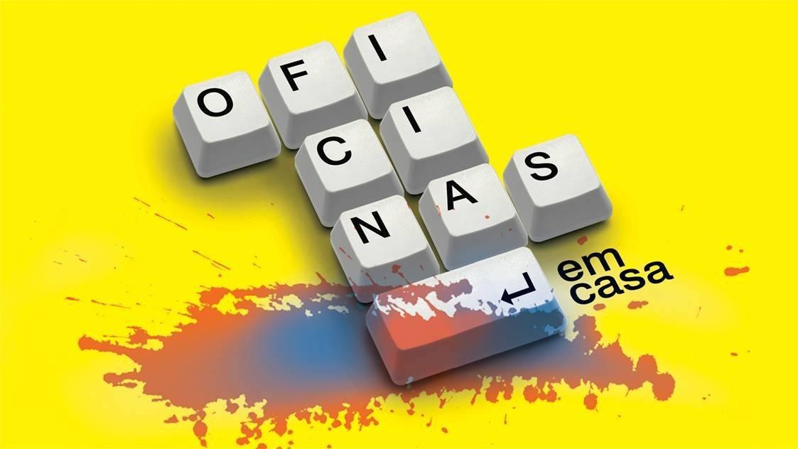 OFICINAS EM CASA