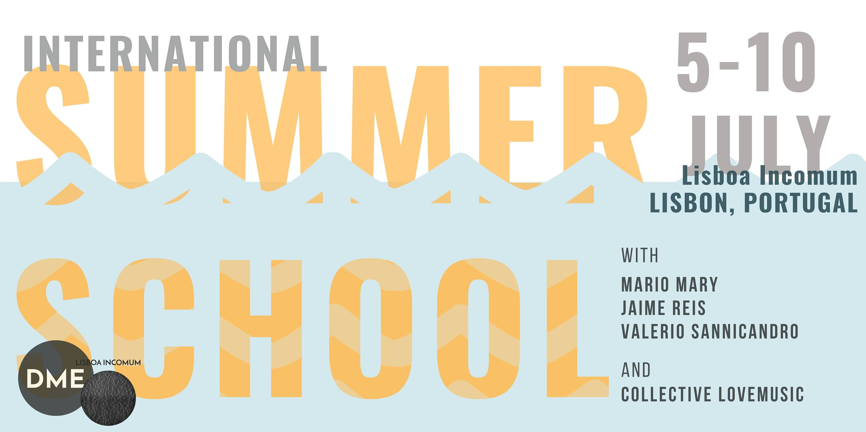 International Summer School • Composition • 2021