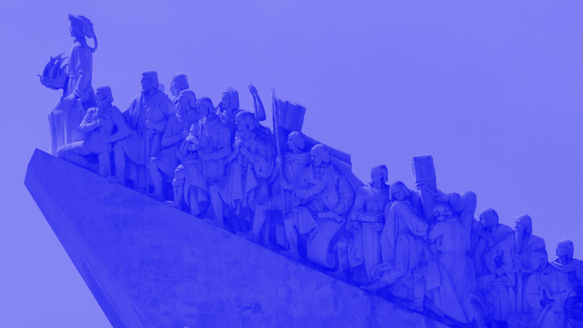 Ditas e Desditas da Estatuária Lisbonense, de Isabel Brison