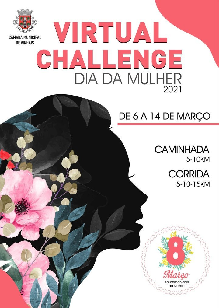 Virtual Challenge - Dia da Mulher
