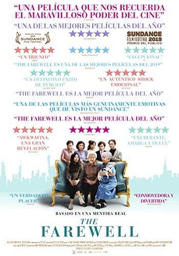 Cine Filmoteca: «The Farewell»
